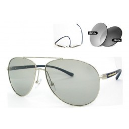 Солнцезащитные очки 2362 TR 90 хамелеон антифары серые