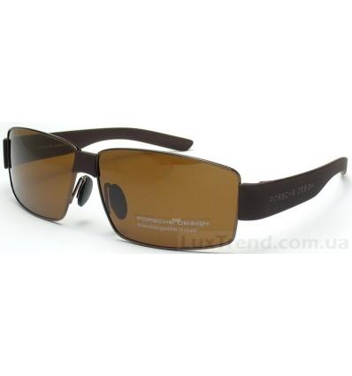Солнцезащитные очки PORSCHE DESIGN 8529 коричневые