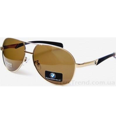 Солнцезащитные очки BMW 10010 золото