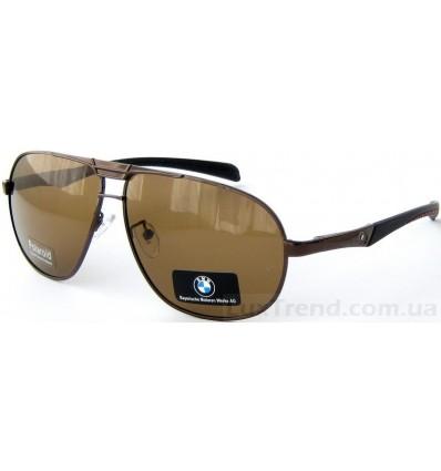 Солнцезащитные очки BMW 10011 коричневые