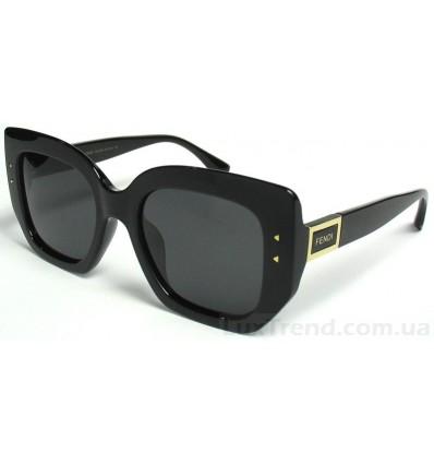 Солнцезащитные очки Fendi 0267 черные