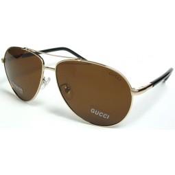 Солнцезащитные очки Gucci 1027 золото