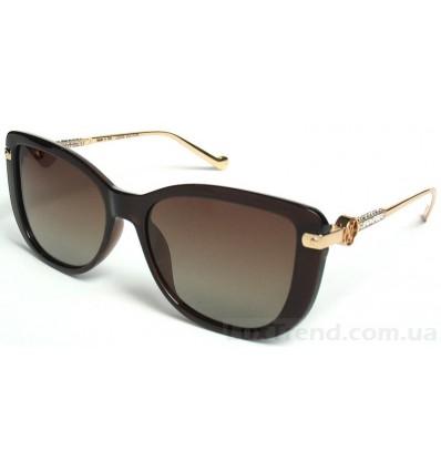 Солнцезащитные очки Louis Vuitton 0875 коричневые