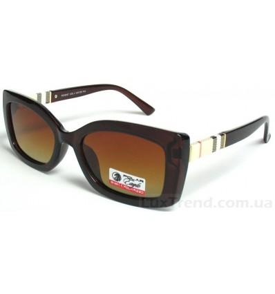 Солнцезащитные очки Polar Eagle 05027 градиент коричневые