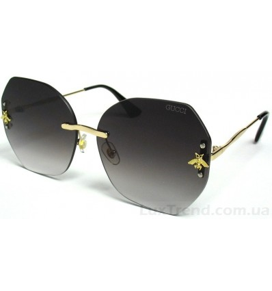 Солнцезащитные очки Gucci 2021 градиентные