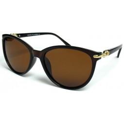 Солнцезащитные очки 0933 поляризационные коричневые