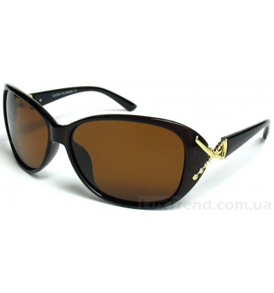 Солнцезащитные очки 0943 поляризационные коричневые