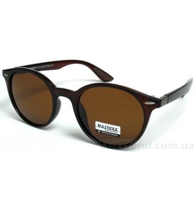 Солнцезащитные очки 9840 поляризационные коричневые