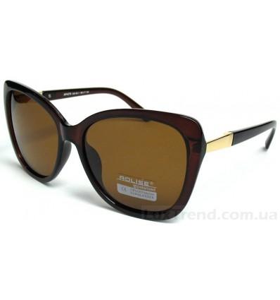 Солнцезащитные очки AOLISE 4379 поляризационные коричневые