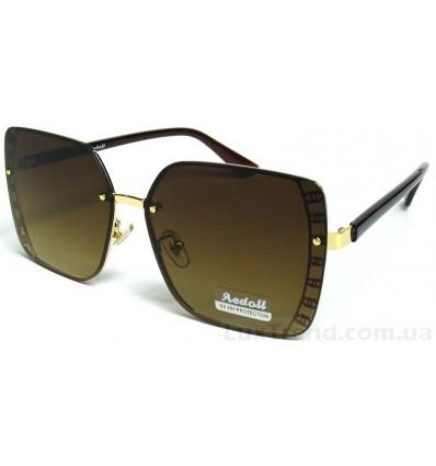 Солнцезащитные очки 0397 градиент коричневые