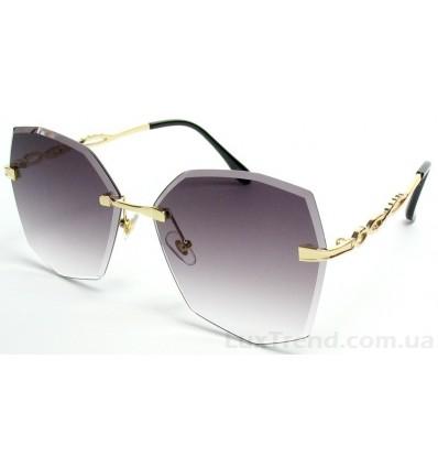 Солнцезащитные очки 032 золото градиент