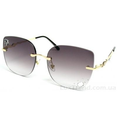 Солнцезащитные очки 048 золото градиент