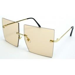 Солнцезащитные очки 0213 персиковые