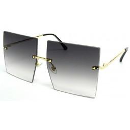Солнцезащитные очки 0213 золото градиент