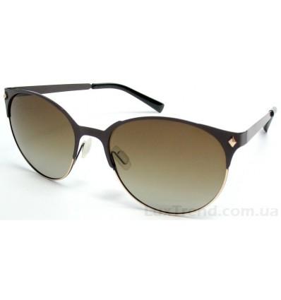 Солнцезащитные очки 321 поляризационные коричневые
