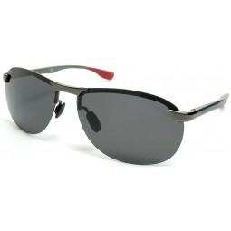 Солнцезащитные очки 4302 Aluminium серые