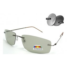Солнцезащитные очки 76130 фотохромные серые