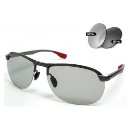 Солнцезащитные очки 4302 Aluminium фотохромные серые