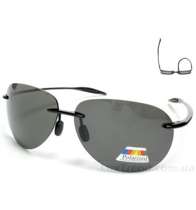 Солнцезащитные очки 3046 TR 90 поляризационные черные