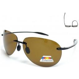 Солнцезащитные очки 3046 TR 90 поляризационные коричневые