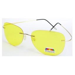 Очки для водителей 76123 желтые