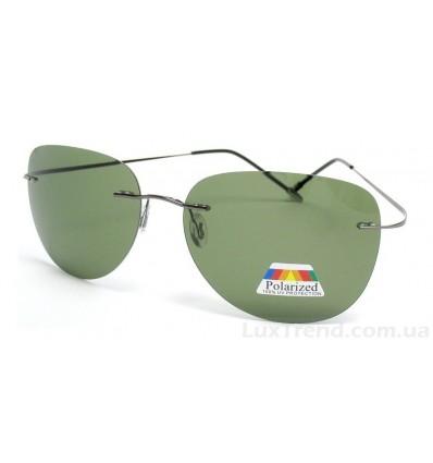 Солнцезащитные очки 76123 зеленые
