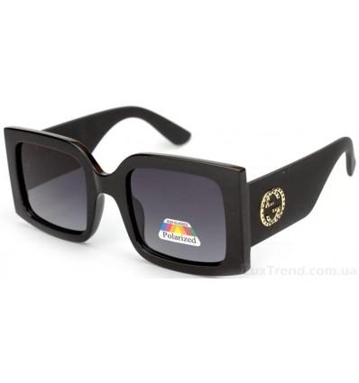 Солнцезащитные очки GUCCI 2107 поляризационные черные