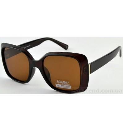 Солнцезащитные очки AOLISE 4421 поляризационные коричневые