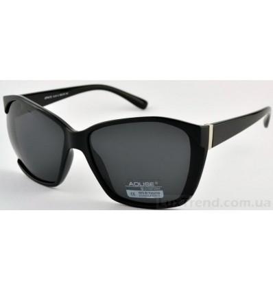 Солнцезащитные очки AOLISE 4415 поляризационные черные
