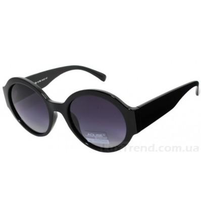 Солнцезащитные очки AOLISE 4408 поляризационные черные градиент
