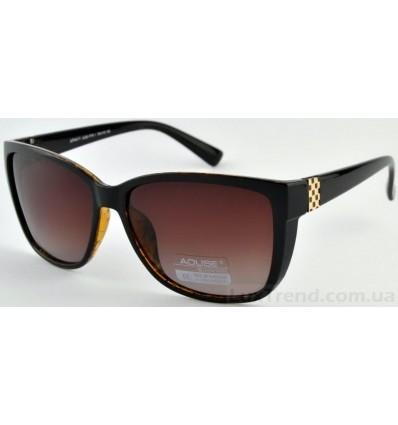 Солнцезащитные очки AOLISE 4411 поляризационные коричневые