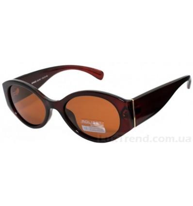 Солнцезащитные очки AOLISE 4405 поляризационные коричневые