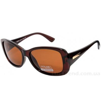 Солнцезащитные очки AOLISE 4404 поляризационные коричневые
