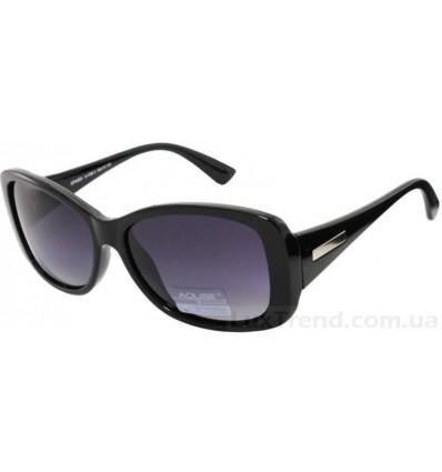 Солнцезащитные очки AOLISE 4404 поляризационные черные градиент