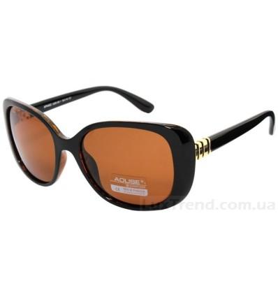 Солнцезащитные очки AOLISE 4402 поляризационные коричневые
