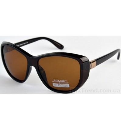 Солнцезащитные очки AOLISE 4426 поляризационные коричневые