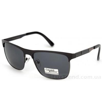 Солнцезащитные очки Cavaldi 5819 поляризационные серые