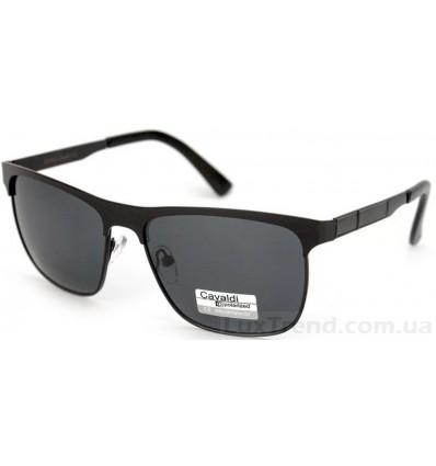 Солнцезащитные очки Cavaldi 5819 поляризационные черные