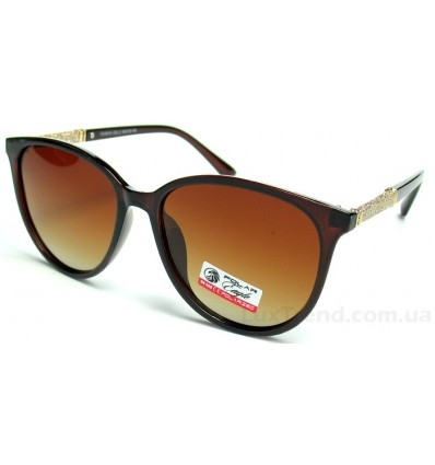 Солнцезащитные очки POLAR Eagle 05016 поляризационные коричневые