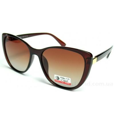 Солнцезащитные очки POLAR Eagle 05350 поляризационные коричневые