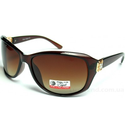 Солнцезащитные очки POLAR Eagle 05070 поляризационные коричневые