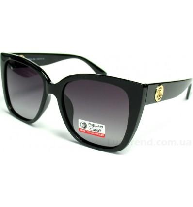 Солнцезащитные очки POLAR Eagle 05012 поляризационные черные