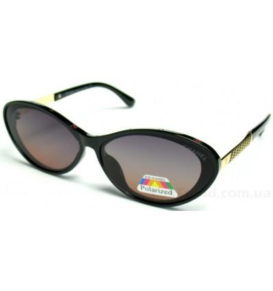 Солнцезащитные очки CHANEL 2133 поляризационные черные