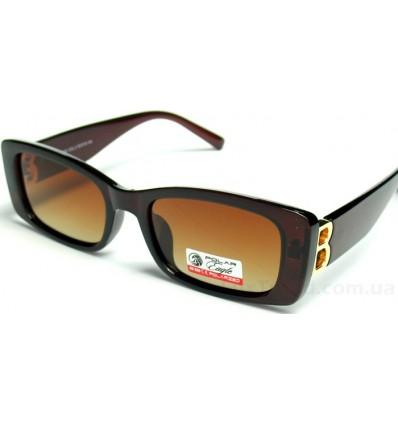 Солнцезащитные очки POLAR Eagle 05622 поляризационные коричневые