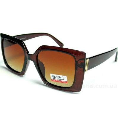 Солнцезащитные очки POLAR Eagle 05602 поляризационные коричневые