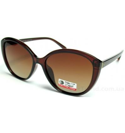 Солнцезащитные очки POLAR Eagle 05319 поляризационные коричневые