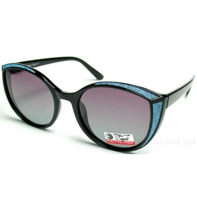 Солнцезащитные очки POLAR Eagle 05087 поляризационные черные