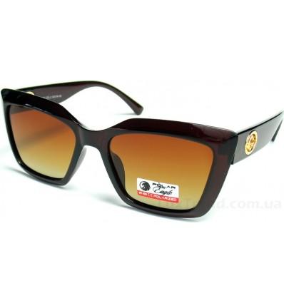 Солнцезащитные очки POLAR Eagle 05605 поляризационные коричневые