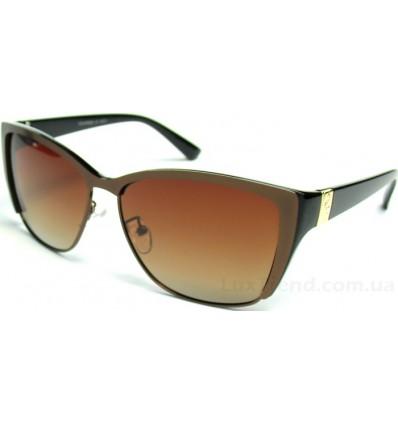 Солнцезащитные очки Polarized 36733 поляризационные коричневые