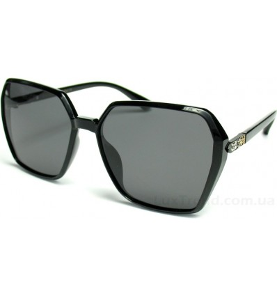 Солнцезащитные очки CHANEL 3982 поляризационные черные